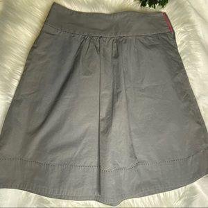 J.Crew Women's  Midi Skirt Size 4,  100% Cotton